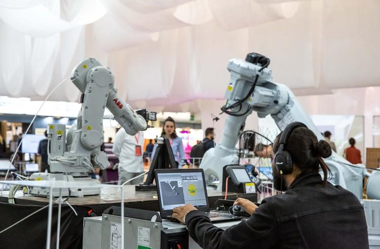 Robots colaborativos, emergencia climática y economía circular destacan en BBConstrumat , © Construmat