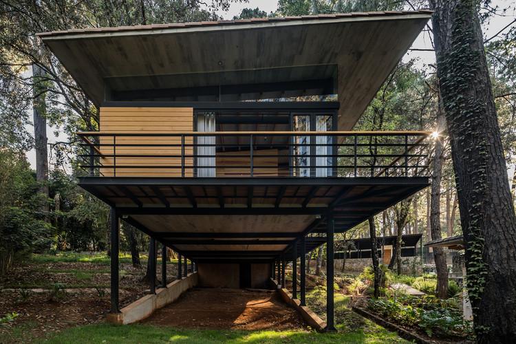 Casa Luzia / saavedra arquitectos, © Onnis Luque