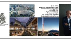 """Sesión 254. Javier Sordo Madaleno  """"Regeneración urbana a través del diseño"""""""