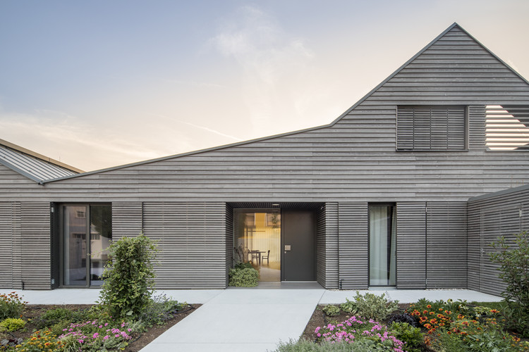 Casa EFH SUA / HEIMSPIEL architektur, © Leonhard Hilzensauer