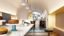 Fioca Confeitaria  / Zemel+ARQUITETOS + Chalabi Arquitetos