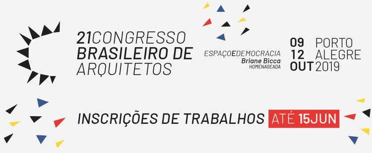 Submissão de trabalhos no 21º Congresso Brasileiro de Arquitetos tem data prorrogada