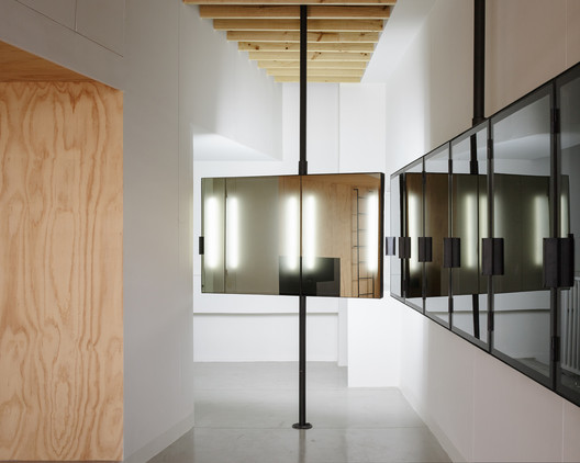 Galería Kral / TIRONI BARTLAU