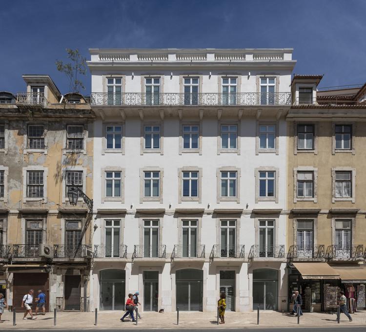 Edifício Arsenal 108  / SIA arquitectura + Aires Mateus, © João Guimarães – JG Photography