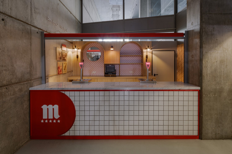 Renovation of Mahou Beer Sales Areas / PuertoyMartín - Arquitectura e Interiorismo, © Antonio Vázquez