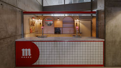 Renovation of Mahou Beer Sales Areas / PuertoyMartín - Arquitectura e Interiorismo