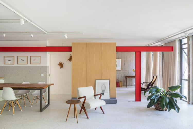 Apartamento São Miguel / Membrana Arquitetura, © Haruo Mikami