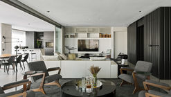 Apartamento Brasil Design / Diego Revollo Arquitetura