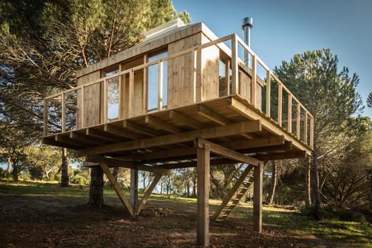 Casa del árbol / Madeiguincho