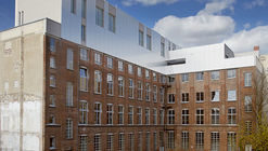 Lindower 22 Ateliers and Galleries / Heim Balp Architekten