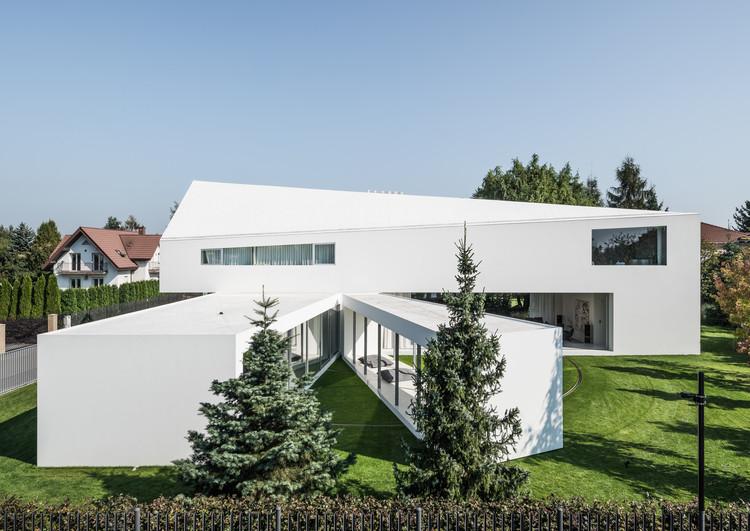 Quadrant House / KWK Promes, © Juliusz Sokolowski