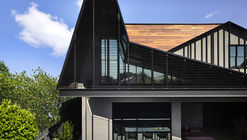 Casa Ascot Veil / Wolveridge Architects