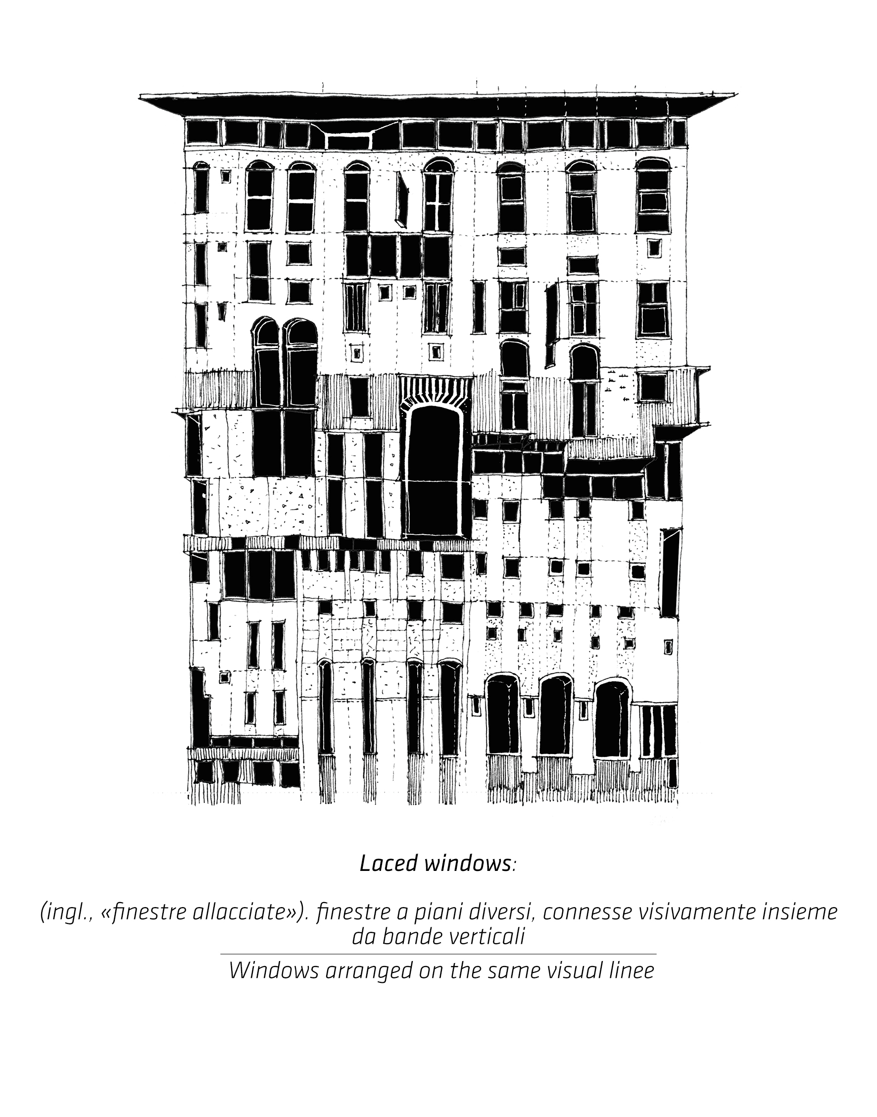 Gallery of Illustrated Dictionary of Architecture Helps