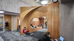 Carnegie Mellon University Sorrells Library Renovation / GBBN