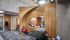 Renovação da biblioteca Sorrells da Universidade Carnegie Mellon / GBBN
