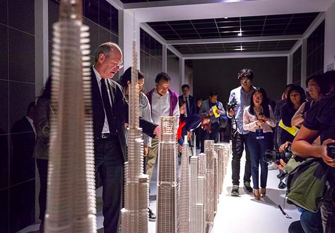 SOM presenta panel de discusión sobre arquitectura e ingeniería en la Ciudad de México, Cortesía de SOM