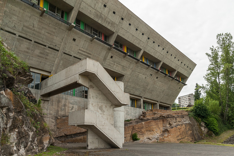 Architecture Guide: 24 Must-See Le Corbusier Works , © Flickr user jacqueline_poggi. Licensed under CC BY-NC-ND 2.0