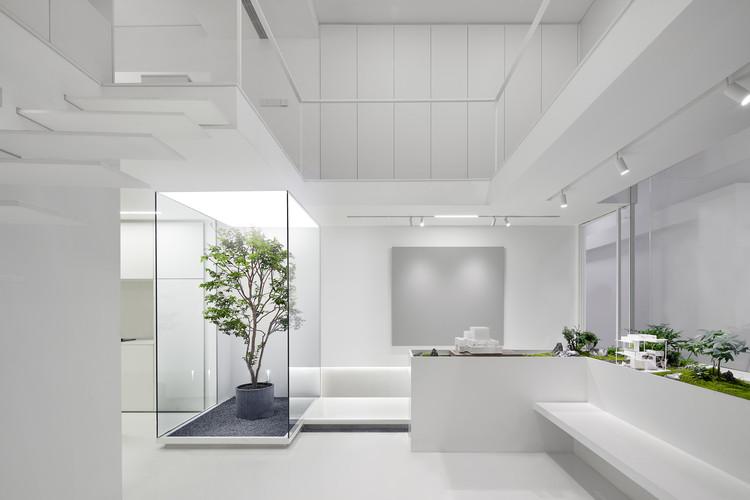 Muxin Office / Muxin Studio, © Daqi Zhang