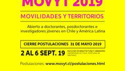 Convocatorias abiertas al curso internacional MOVYT 2019 en Santiago