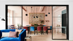 Park Avenue Prewar Apartment / MKCA