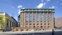 Edificio de oficinas Casa Bracken / John Robertson Architects