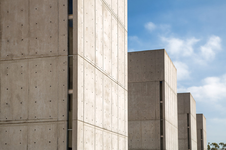 Courtesy Joe Belcovson for the Salk Institute for Biological Studies. ImageLouis Kahn's Salk Institute for Biological Studies (1965) in La Jolla, California, has been the beneficiary of both CMAI and Keeping It Modern.
