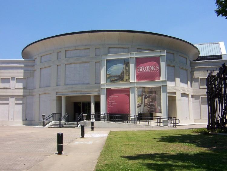 Herzog & de Meuron é selecionado para projetar o Brooks Museum of Art, via Creative Commons