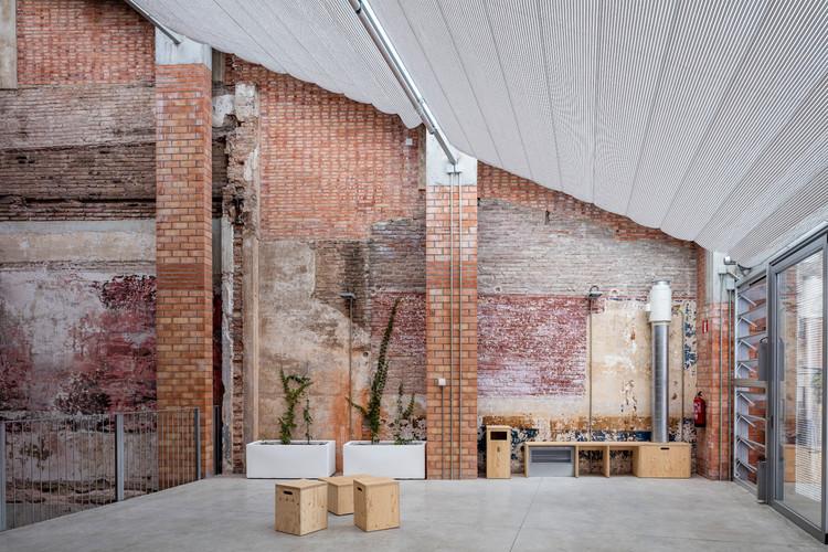 Los proyectos seleccionados del Premio Europeo de Intervención en el Patrimonio Arquitectónico AADIPA 2019, © Adrià Goula
