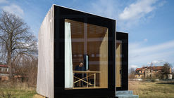 IBA Timber Prototype House / ICD University of Stuttgart