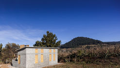 Mulato House / taller paralelo