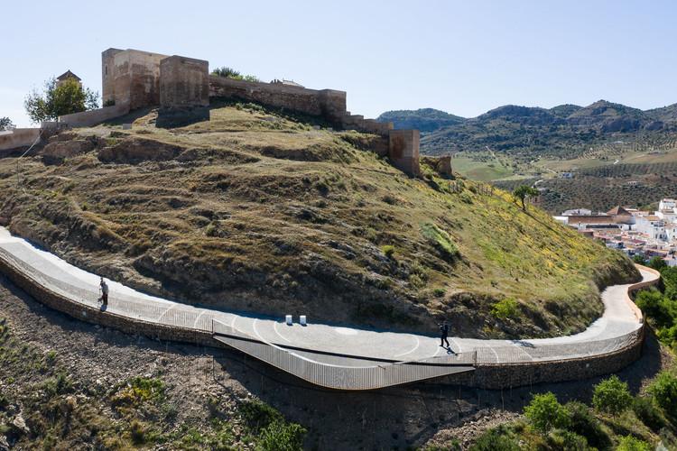 360° Viewpoint / WaterScales arquitectos, © Fernando Alda
