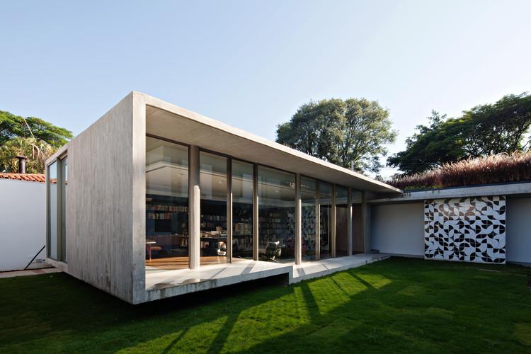 Residência Capobianco / Kruchin Arquitetura, © Daniel Ducci
