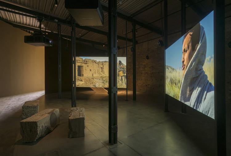 Conoce el Pabellón que representa a México en la Bienal de Arte de Venecia 2019, Venice Documentation Project. Pablo Vargas Lugo: 'Actos de dios' (2019). Image © Jéssica Villamil