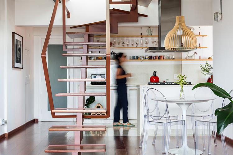 Duplex Capote / Cacho Arquitetura, © Pedro Napolitano Prata