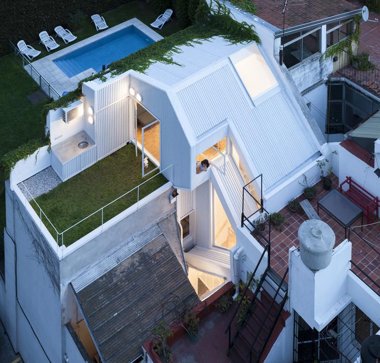 PH Lavalleja / CCPM Arquitectos. Image © Javier Agustín Rojas
