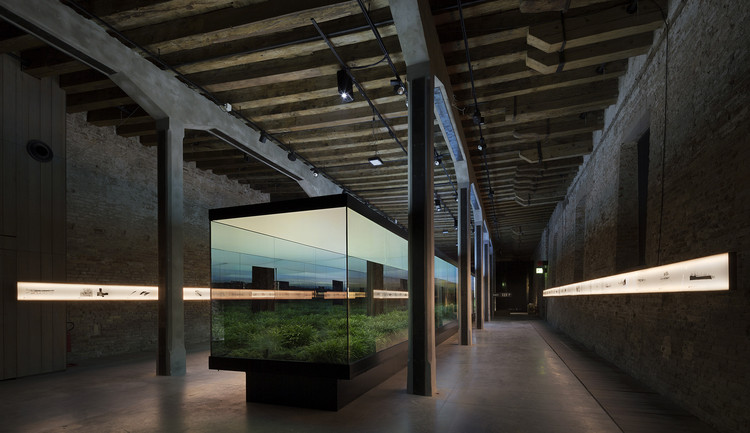 """La presencia argentina en la Bienal de Venecia a través del tiempo, """"Vértigo Horizontal"""" Pabellón para la Bienal de Venecia 2018. Image © Federico Cairoli"""