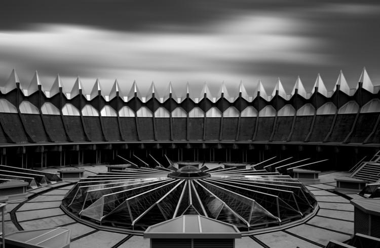 Clásicos de Arquitectura: Instituto del Patrimonio Cultural de España (La Corona de espinas) / Fernando Higueras , Cortesía de Fundación Fernando Higueras