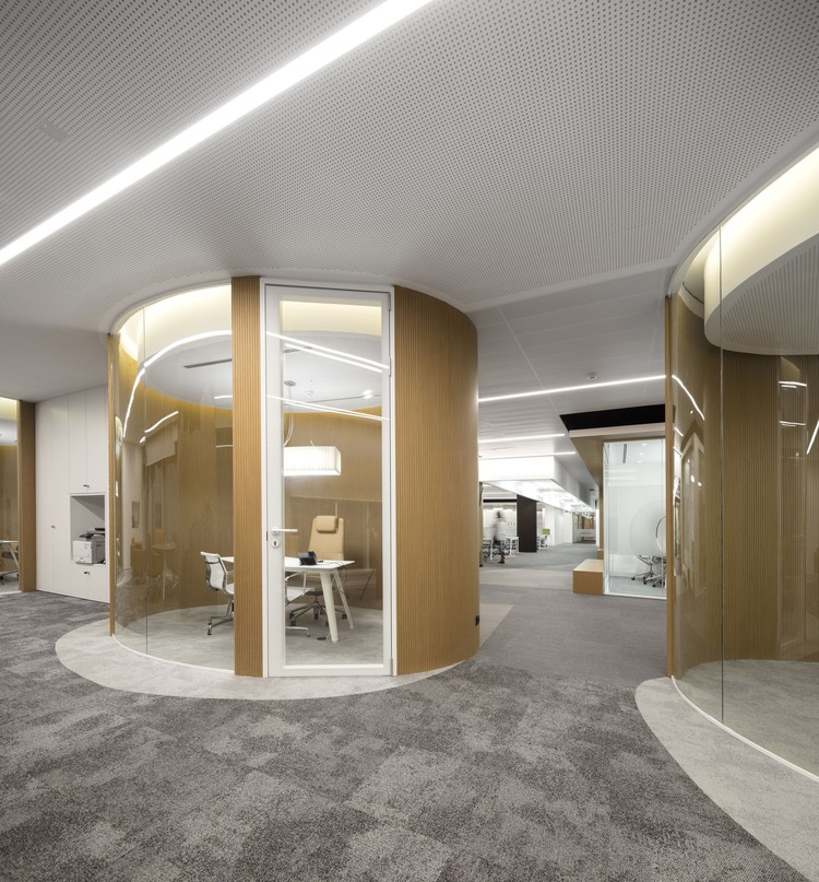 Deloitte Hub Offices / OPENBOOK Architecture, © Fernando Guerra | FG+SG