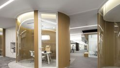 Deloitte Hub Offices / OPENBOOK Architecture
