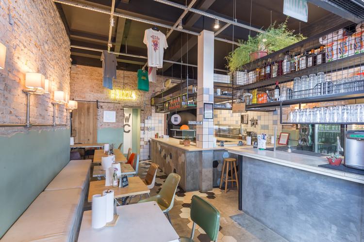 Restaurante Brizza / Victoria Rizzo Arquitetura + Joana Adamy, © Marcelo Donadussi