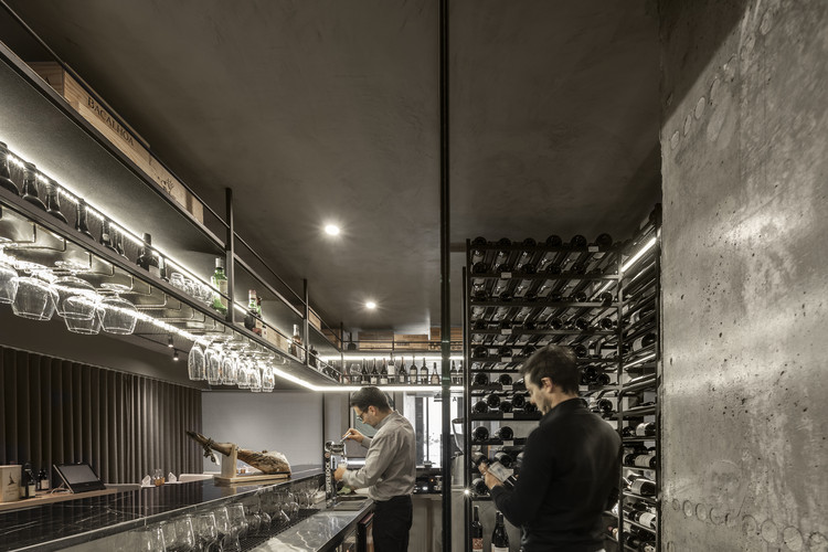 Restaurante FAMA / Paulo Martins, © Ivo Tavares Studio