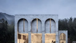BingDing Wood Kiln Factory Renovation / AZL architects