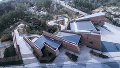 Zhengzhou Jianye Football Town Tourist Center / SHUISHI
