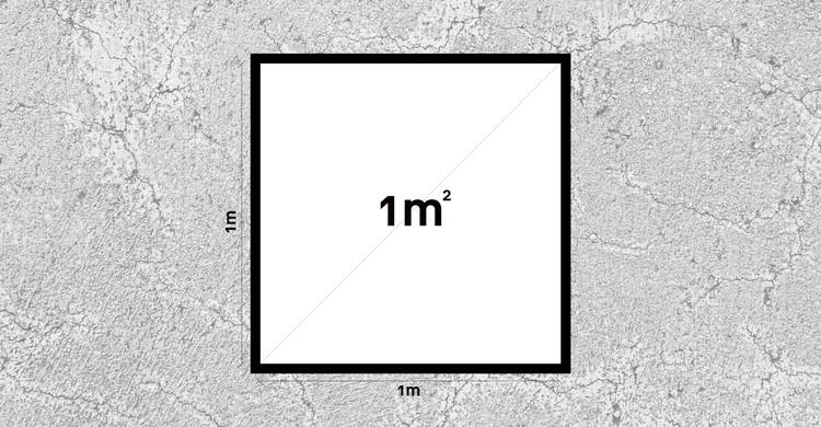 Cómo calcular metros cuadrados en arquitectura, © Fabián Dejtiar