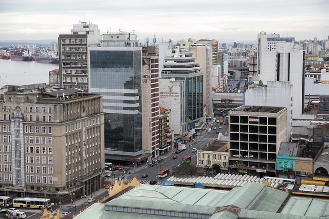 A história da urbanização brasileira, A urbanização das cidades brasileiras se concentrou principalmente nas últimas décadas, mas o processo teve início ainda no final do século XIX. Foto: Daniel Hunter/WRI Brasil