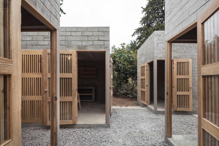 Residência Rosário / DOSA STUDIO + Rojkind Arquitectos, © Zaickz Moz & Oscar Hernández