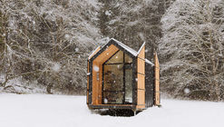 Elliot Mono Cabin / Drop Structures
