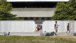 Garden Wall Pavilion / Retallack Thompson & Other Architects