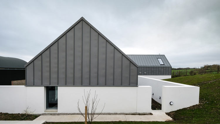Casa Lessans / McGonigle McGrath, © Aidan McGrath