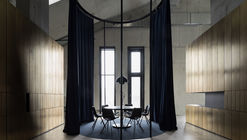 NV/9 ARTKVARTAL Sales Office   / Alexander Volkov Architects